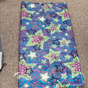 Justice Star Sleeping Bag
